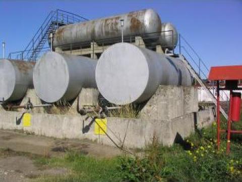 Rezervoare metalice de la Calorset Srl