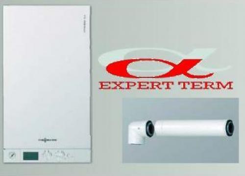 Centrala termica Vitodens 100-w Pachet Sandard 26 Combi de la Alpha Expert Term