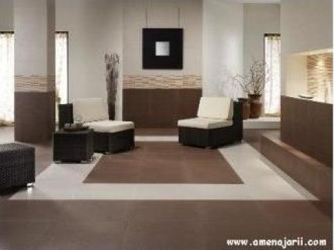 Amenajari interioare, exterioare, instalatii sanitare de la Mondo Design Construct