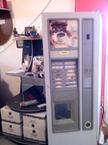 Automat cafea Zanussi second hand de la Tiseca Best