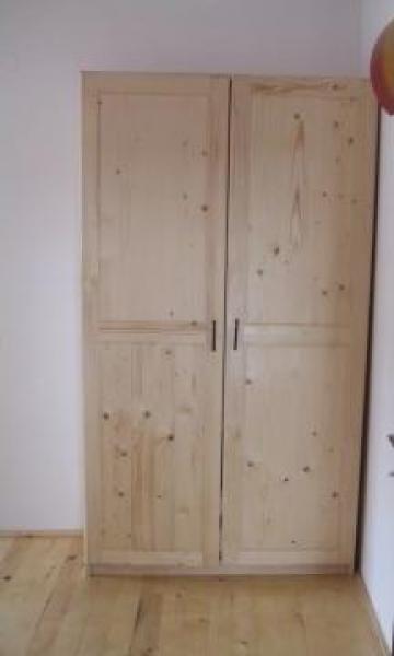 Dulap dormitor cu doua usi de la SC Lazar Mobila SRL