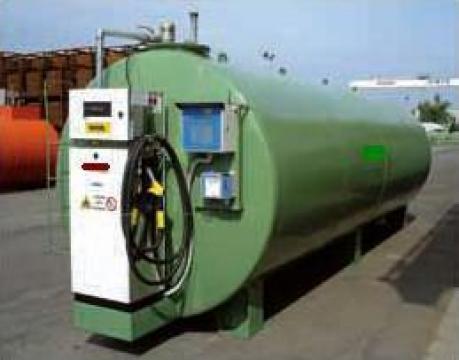 Rezervor suprateran motorina 20000 litri de la Simba's Group Srl