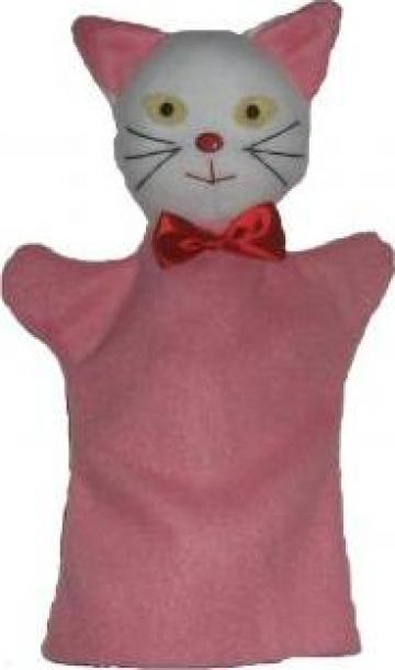 Jucarie Pisica de la Asociatia Pentru O Comunitate Solidara Si Interventie Social