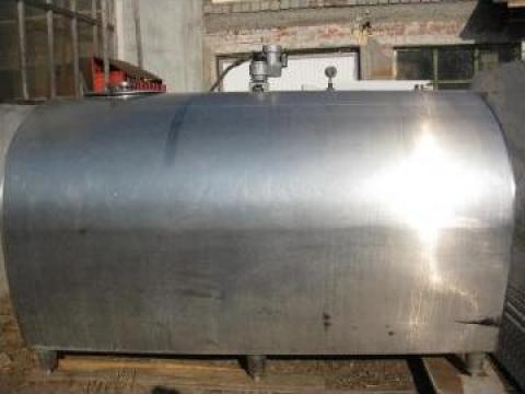 Rezervor inox lapte capacitate Tank lapte 4000 l de la Frigomilk Srl