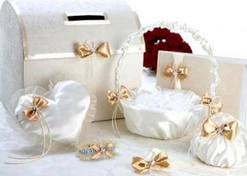 Set accesorii pentru nunta de la Comoara Apusenilor