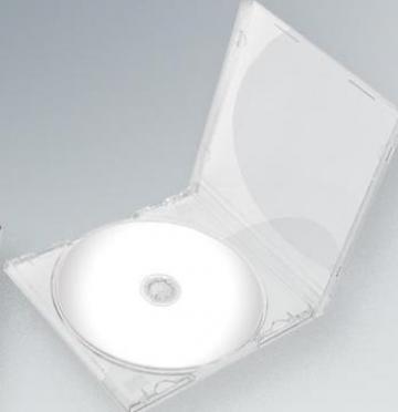Carcasa CD - Transparent de la Top Production Srl