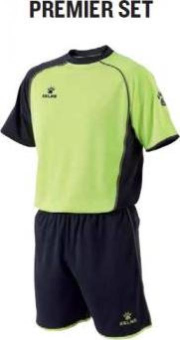 Pantalon scurt + tricou, echipament joc fotbal, handbal de la Sc Spider Impex Srl