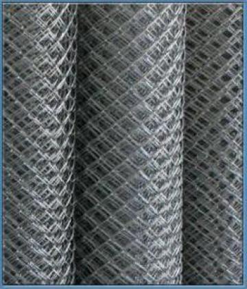 Plasa gard zincata de la S.c. Cuiul S.r.l.