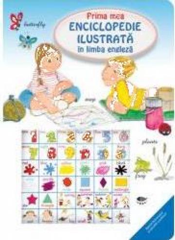 Carte copii, Enciclopedie ilustrata in limba engleza