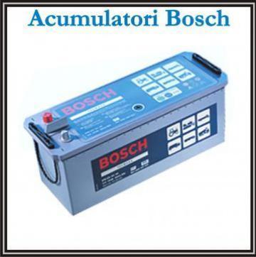 Acumulatori auto Bosch, Varta 180 AH, 225 Ah, baterii auto de la Dvn Eurocom