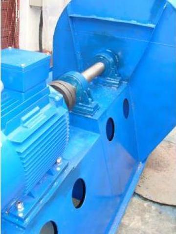 Ventilator centrifugal de 37 Kw,Q=100000mc/h,H=700 mm CA de la SC As Consult SRL