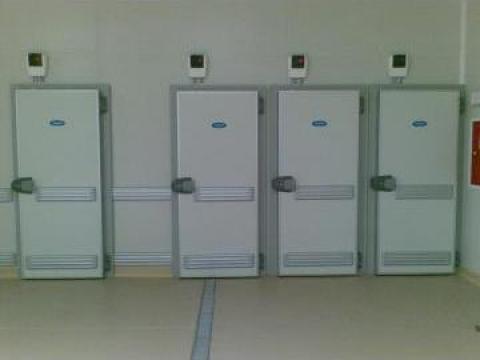 Camere si depozite frigorifice de la S.c. Fini Frig Service S.r.l.
