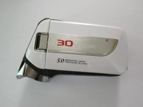 Aparat foto digital 3D de la Cto Comunicare & Electronice