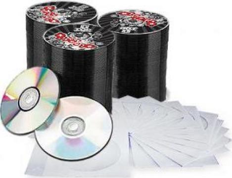 CD si carcasa CD de la Top Production Srl