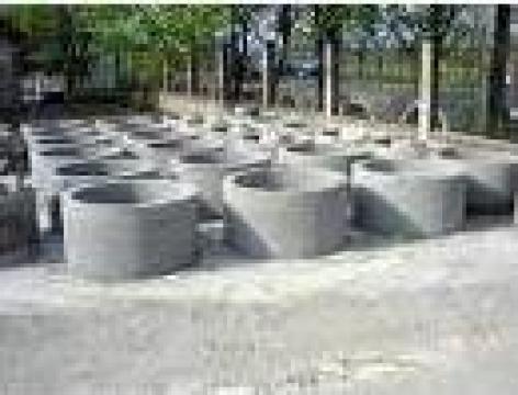 Tuburi beton fantani de la Ank Filplast