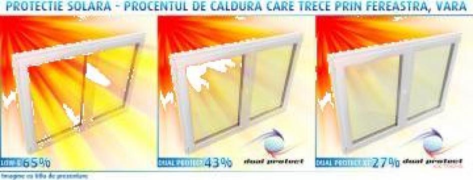 Usi ferestre din termopan de la Sc Artedil Srl