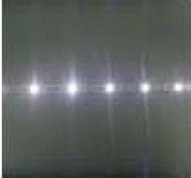 Tub flexibil cu 10 LED-uri cu 3 cipuri de la Sc Led Vision Srl
