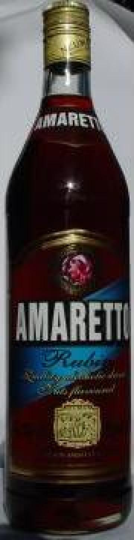 Bautura aperitiva Amaretto Rubin