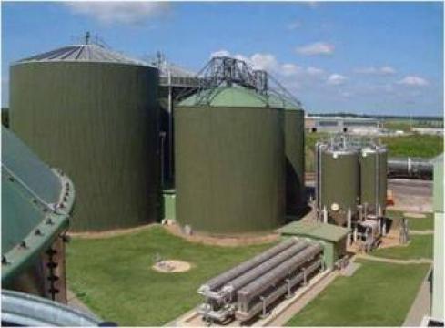 Instalatii de biogaz, co-generare de la Rokura Srl.