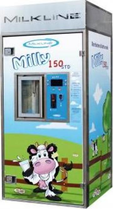 Dozatoare de lapte de la Milkline Romania Srl