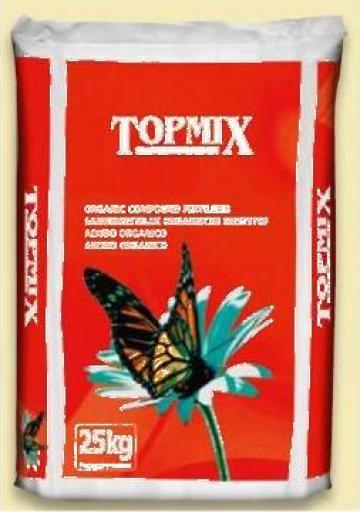 Ingrasamant organic Topmix 4-10-2