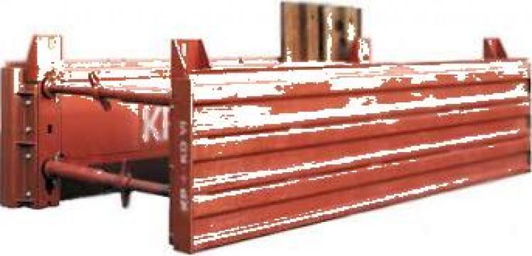 Sisteme sprijinire excavatii din otel Strongbox/Strongframe de la Blackbull Com Ro