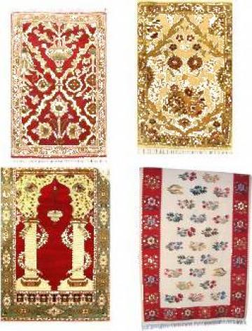 Covoare manuale Hand knotted carpets de la Mhp Import Export Srl