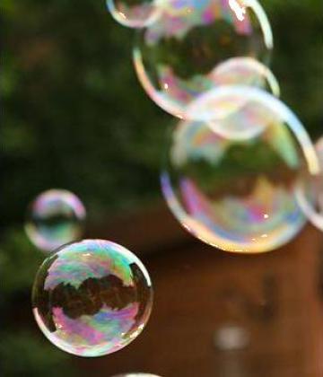 Aparat baloane sapun pentru evenimente de la Castillior Srl