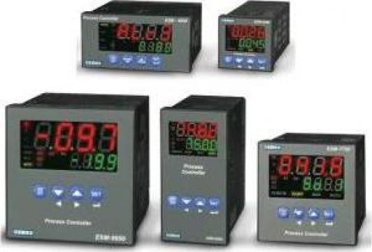 Regulatoare digitale de proces de la Rombest Automation & Controls Srl