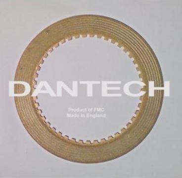 Discuri cu frictiune ( sinterizate ) pentru Case