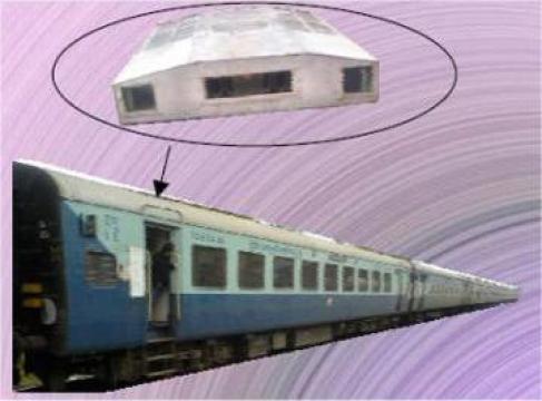 Instalatie de aer conditionat si ventilatie sector feroviar
