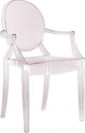 Scaun Louis Ghost Chair de la Foshan Granma Household Co., Ltd.