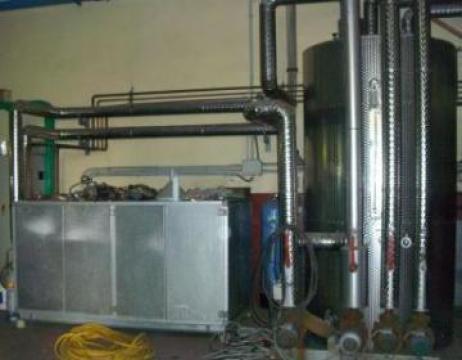 Racitor de apa de la Tehnosincron