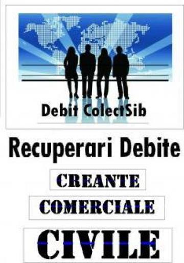 Servicii de recuperare debite de la Debit Colectsib