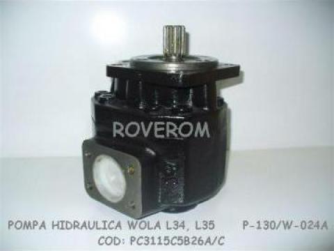 Pompe hidraulice Stalowa-Wola L-34