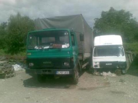 Cabina camion Iveco Magirus 80 13