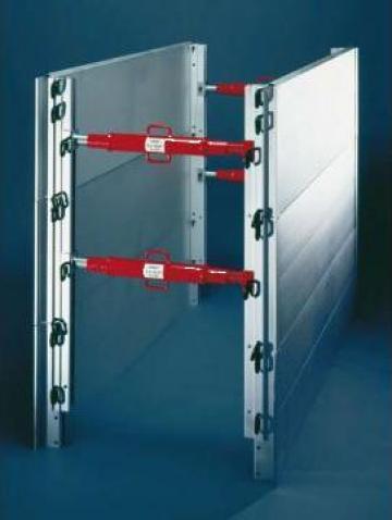 Blindaje aluminiu pentru sprijinire sapaturi