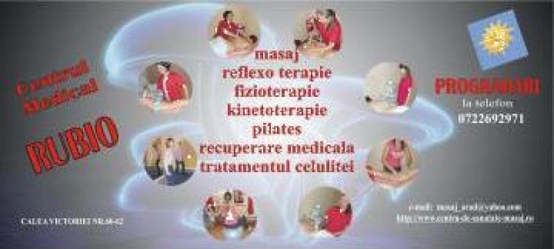 Servicii de sanatate - masaj, tratament anticelulitic de la Domestic Service