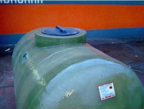 Rezervor din fibra de sticla pentru unimog de la Sc Fibromar Srl
