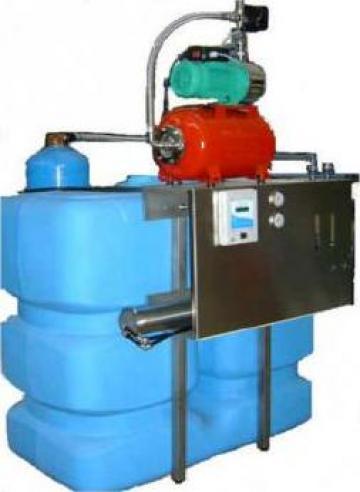 Sistem compact osmoza inversa Osmotrol