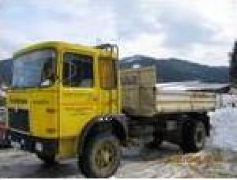 Camion Man 4*4 de la Trans-andrei Construct