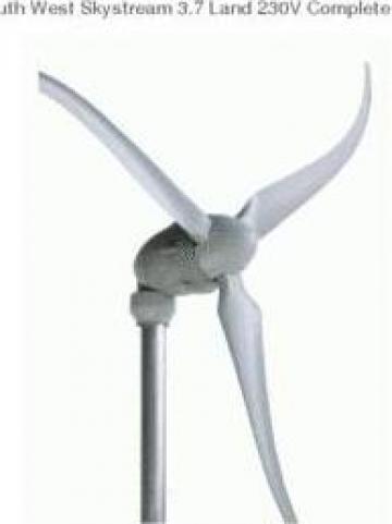 Turbina eoliana Khit complet 30-60 - 120 Kwh/luna de la Ecovolt