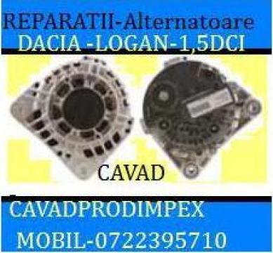 Reparatii alternatoare Dacia Logan 1,5dci de la Cavad Prod Impex Srl