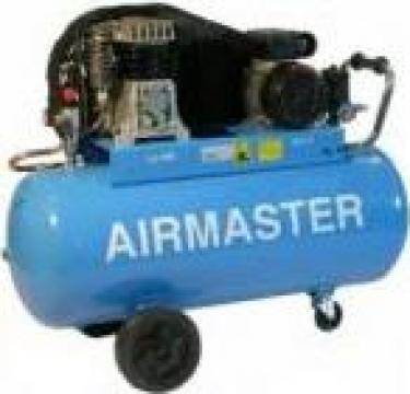 Compresor cu ulei pentru aer 100 l de la Fcc Turbo Srl