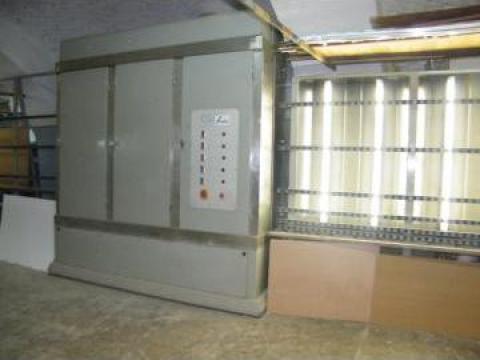 Masina de spalat sticla termopan de la I. I. Olar Petre