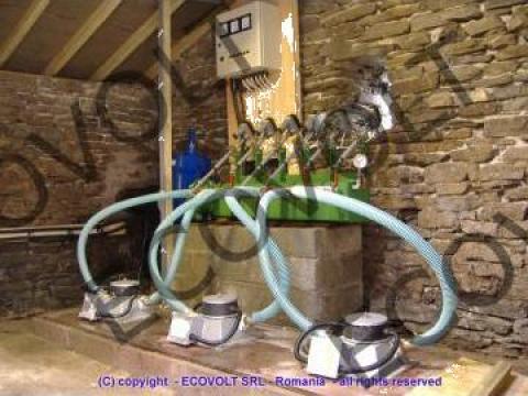 Turbina hidro 500W de la Ecovolt