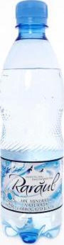 Apa minerala carbogazoasa Rarul 0.5 litri de la Domarom Star Srl