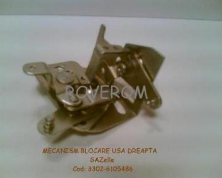 Mecanism blocare usa GAZelle