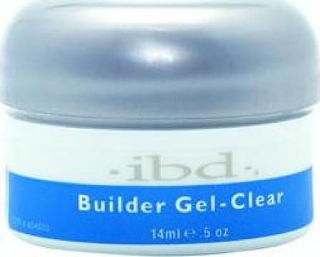 Gel manichiura Builder Gel Pink / Clear IBD - 14 g de la General Beauty Supply Srl