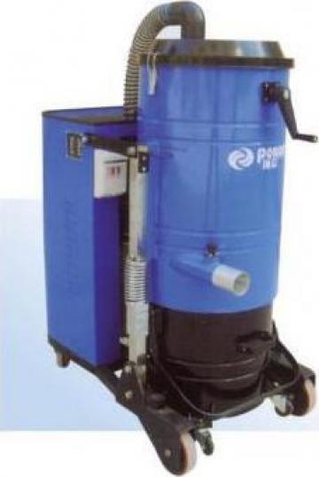 Aspirator trifazat ES 380 V de la Tehnic Clean System
